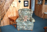 13 overstuffed chair