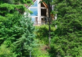 19_view from lake to cabin