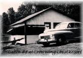 Historic CWC Cabin #8