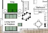 duplex 9 main level blueprint