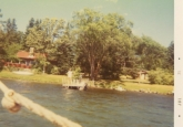 Historic CWC lodge July 1971