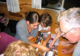 Puzzle family multi generational