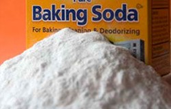 Baking soda is your best buddy in the cleaning arena