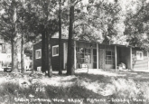Historic CWC cabin 11 mid-50s