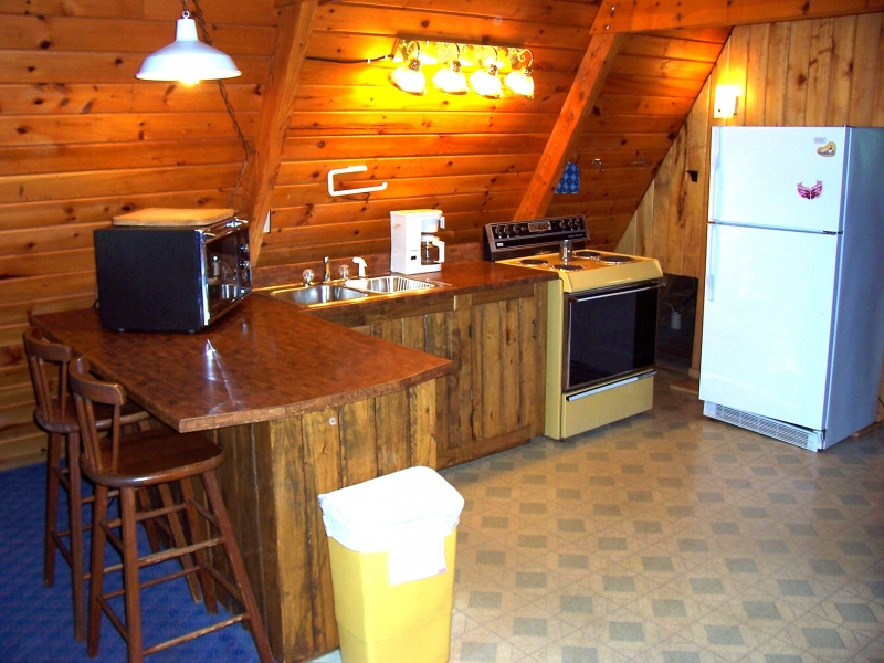 The A-Frame - Park Rapids Cabins Resort Minnesota LodgingCrow Wing ...