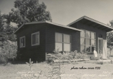 Historic CWC Cabin 5 in the 1950s