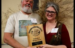 Kim & Big John honored as CMR Resorters of the Year