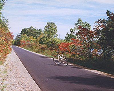 bike trail Heartland Bicycle Trail